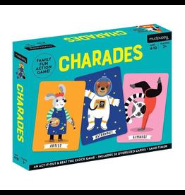 Mudpuppy Charades