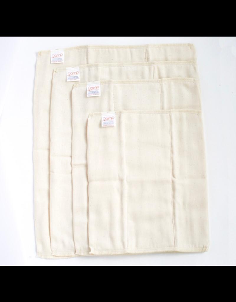 AMP Diapers AMP Infant Organic Cotton Prefolds