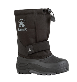 Kamik Black Rocket Snow Boots Youth 3
