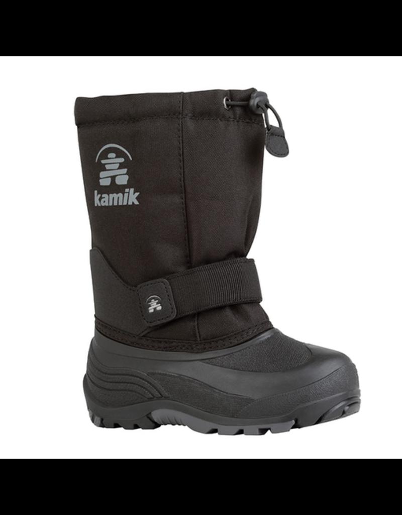 Kamik Black Rocket Snow Boots