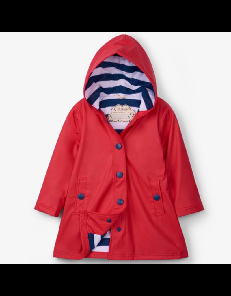 Hatley Red Splash Jacket