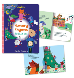 Eeboo Nursery Rhymes for Little Ones