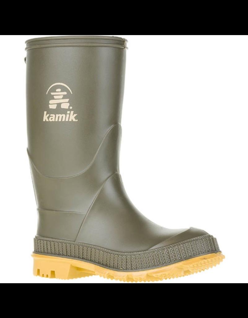 Kamik Olive Stomp Youth Rain Boots