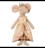 Maileg Mouse Wardrobe: Queen's Dress & Crown