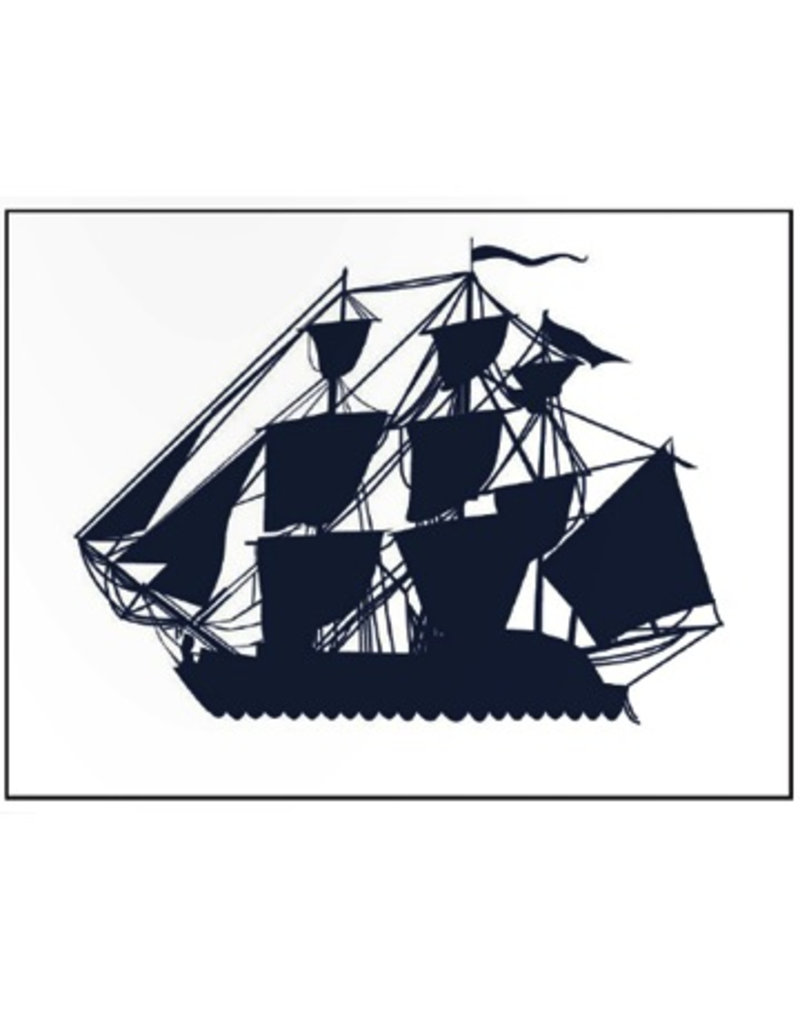 Banquet Sailing Ship Print