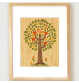 Tree Print 11x14