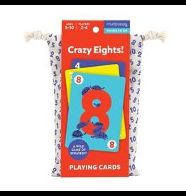 Mudpuppy Crazy Eights! Card Game