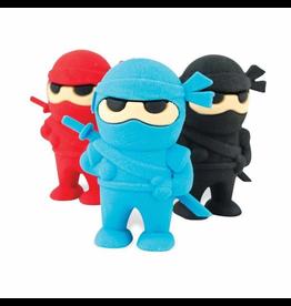 Ooly Ninja Erasers - Set of 3