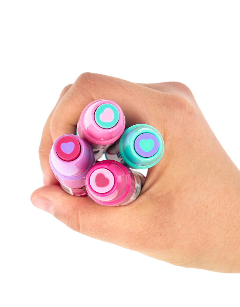Ooly Funtastic Friends ClickIt Erasers
