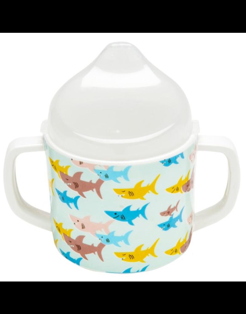 ORE Originals Sippy Cup Smiley Shark