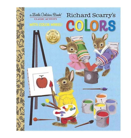 Random House Golden Books: Richard Scarry's Colours