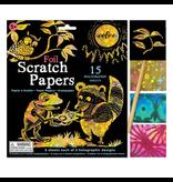 Eeboo Foil Scratch Papers