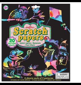 Eeboo Pattern Scratch Papers