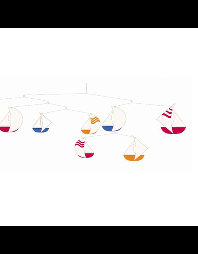 Djeco Mobile - Sailboats