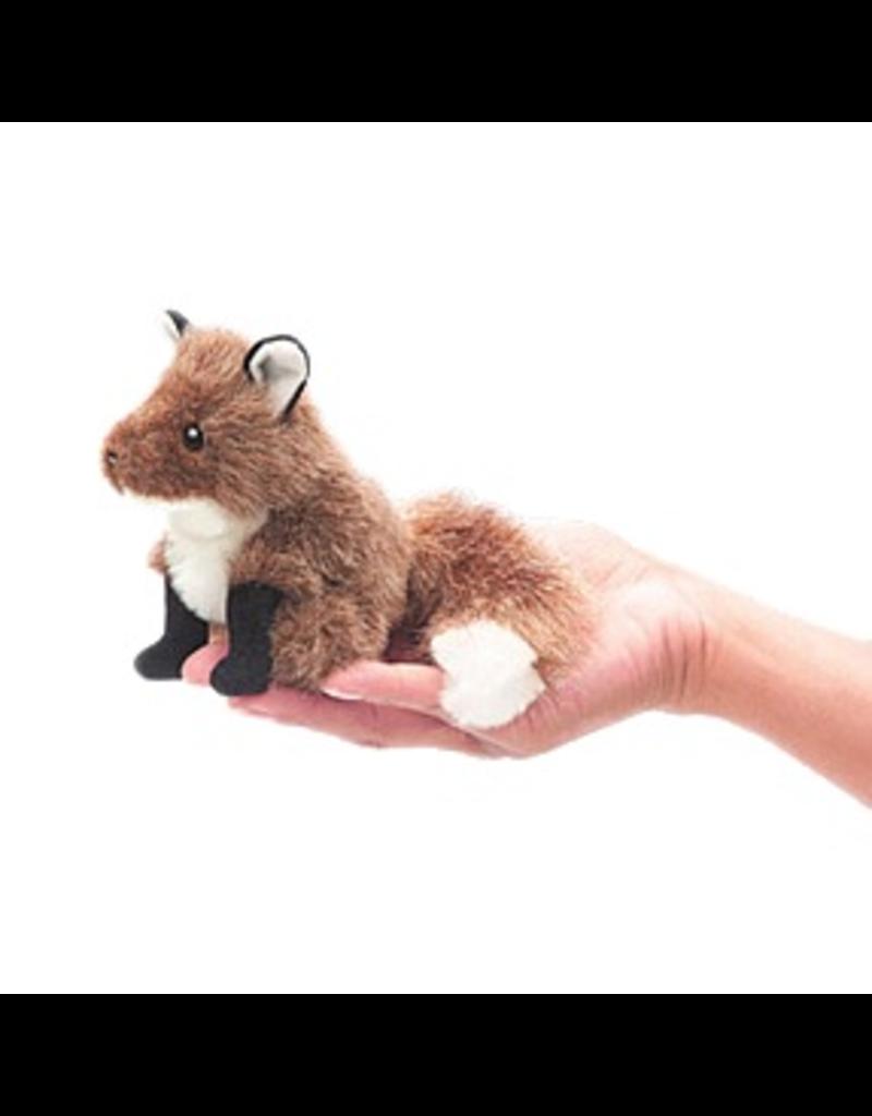 Folkmanis Finger Puppet - Fox