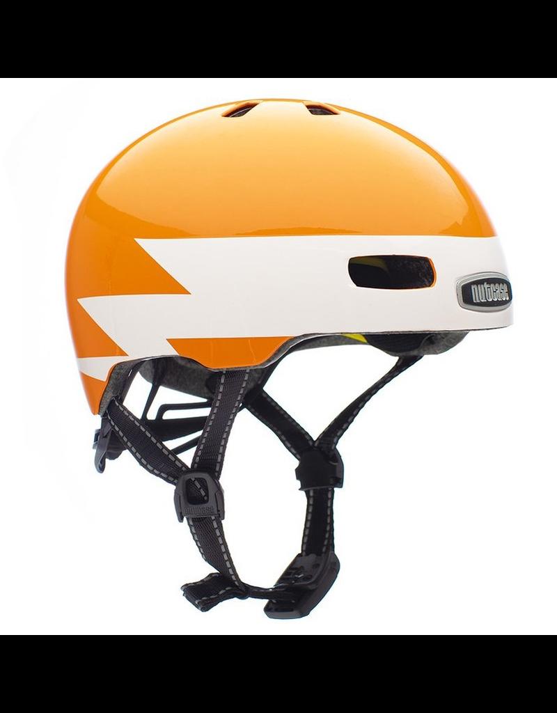 Nutcase Little Nutty Toddler Lightnin' Gloss Mips Helmet