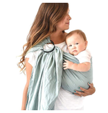 Kyte Baby Linen Ring Sling, Willow