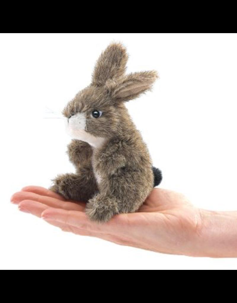 Folkmanis Finger Puppet - Jack Rabbit