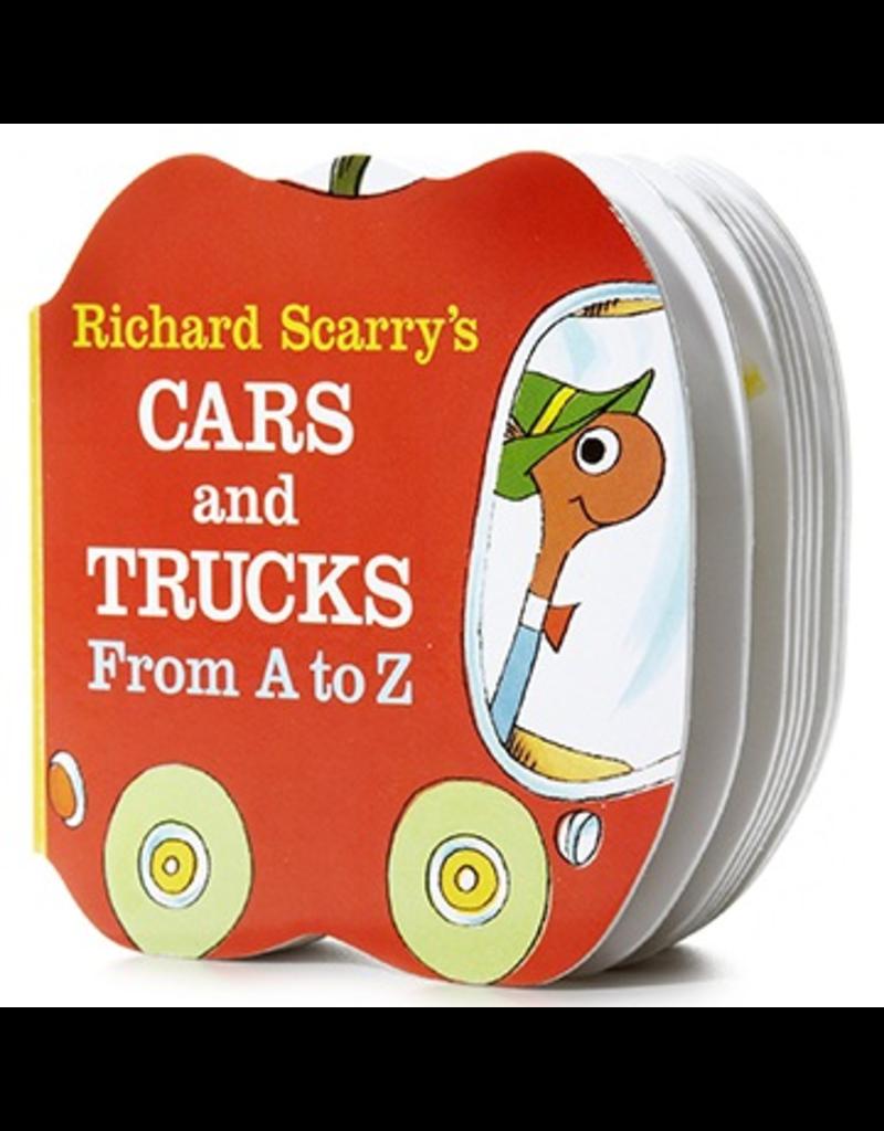 Random House Richard Scarry's Cars & Trucks From A-Z