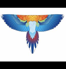 Blue/Red Phoenix Wings, One Size