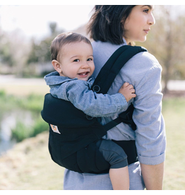 360 All Positions Baby Carrier Pure Black