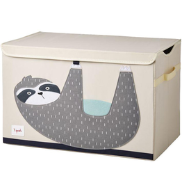 3 Sprouts Sloth Toy Chest