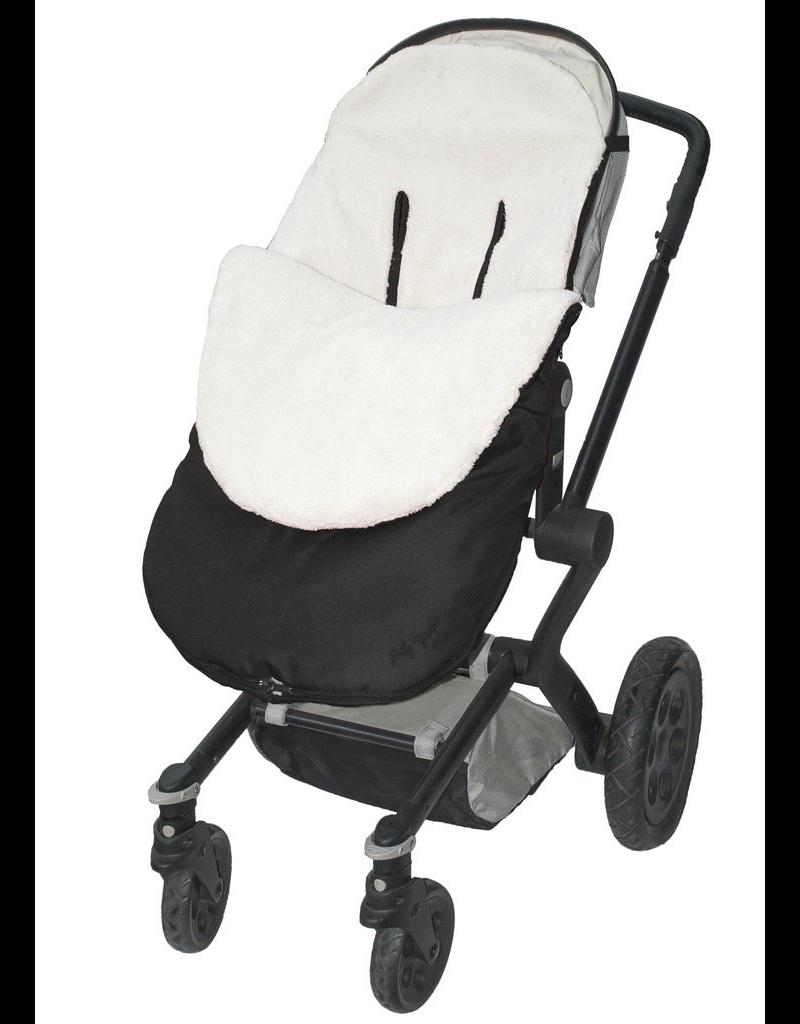 Stroller Snuggle Bag - Water Resistant - Black