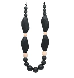 Faith Statement Teething Necklace