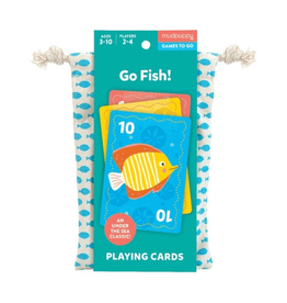 Mudpuppy Go Fish! Card Game