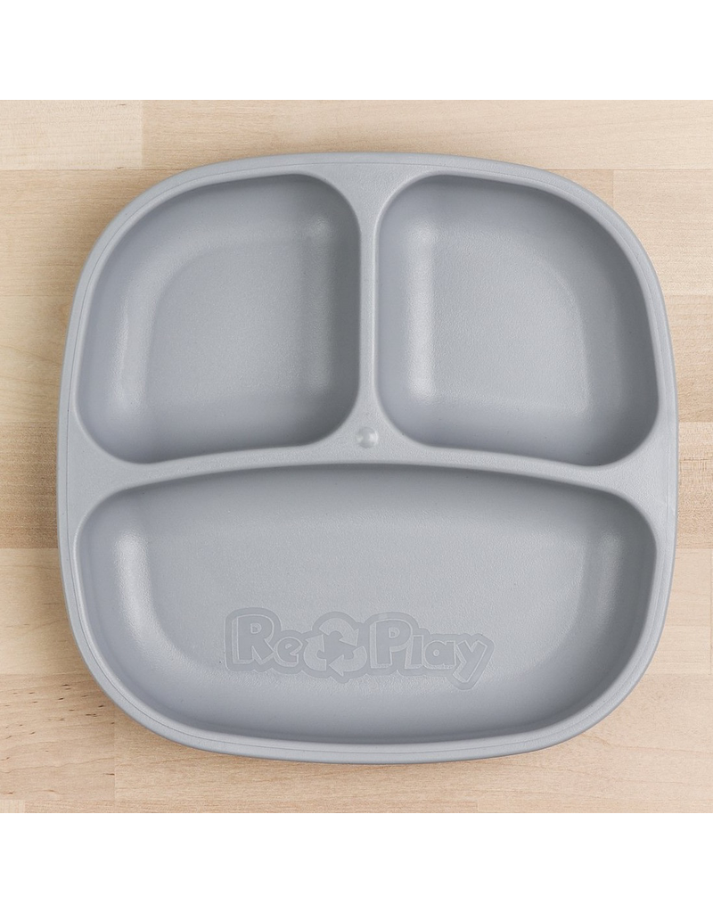 Re-Play Divided Plate - Pastels