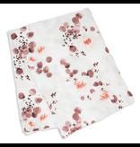 Lulujo Eucalyptus Muslin Swaddle Blanket