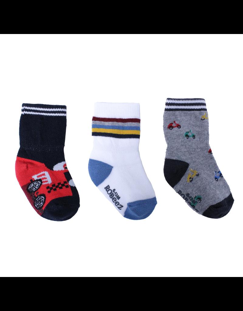 Boy's Sock 3pk - Racer