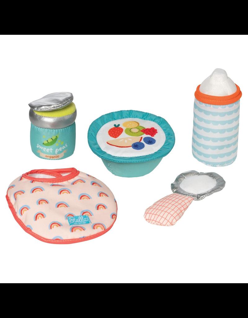 Manhattan Toys Stella Collection Feeding Set
