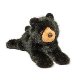 Douglas Toys Dlux Floppy Black Bear