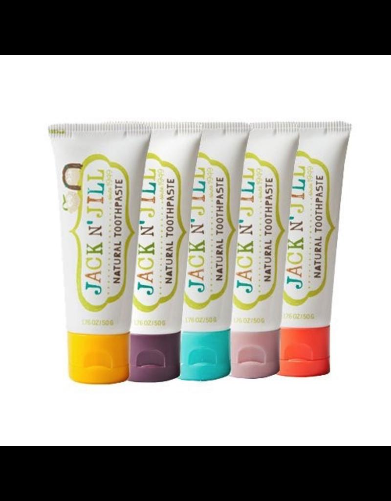 Jack N' Jill Natural Toothpaste
