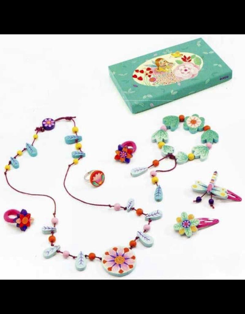 Djeco Jewellery - Flower Paradise
