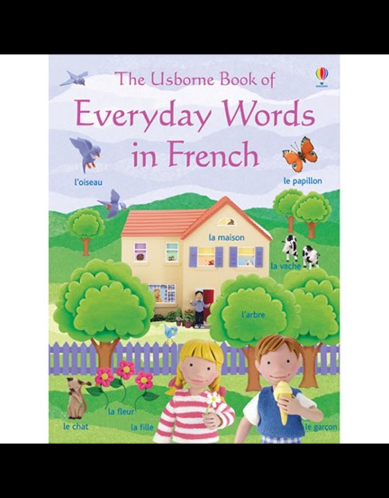 Usborne Everyday words in French