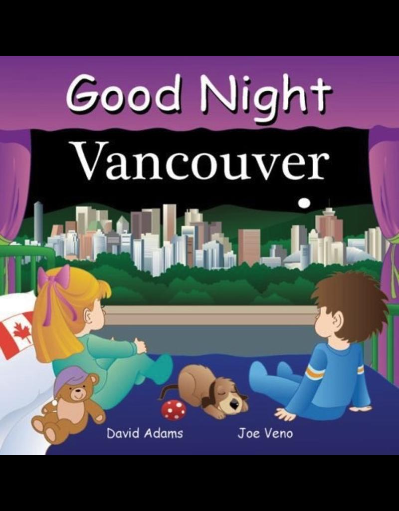 Random House Goodnight Vancouver