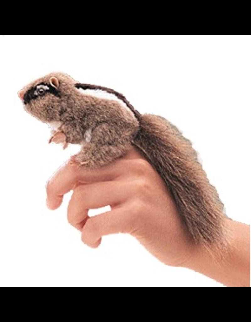 Folkmanis Finger Puppet - Chipmunk