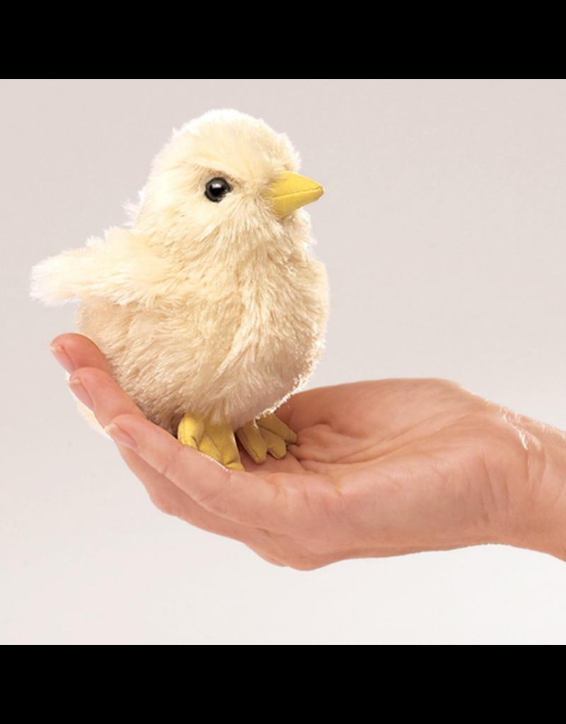 Folkmanis Finger Puppet - Chick