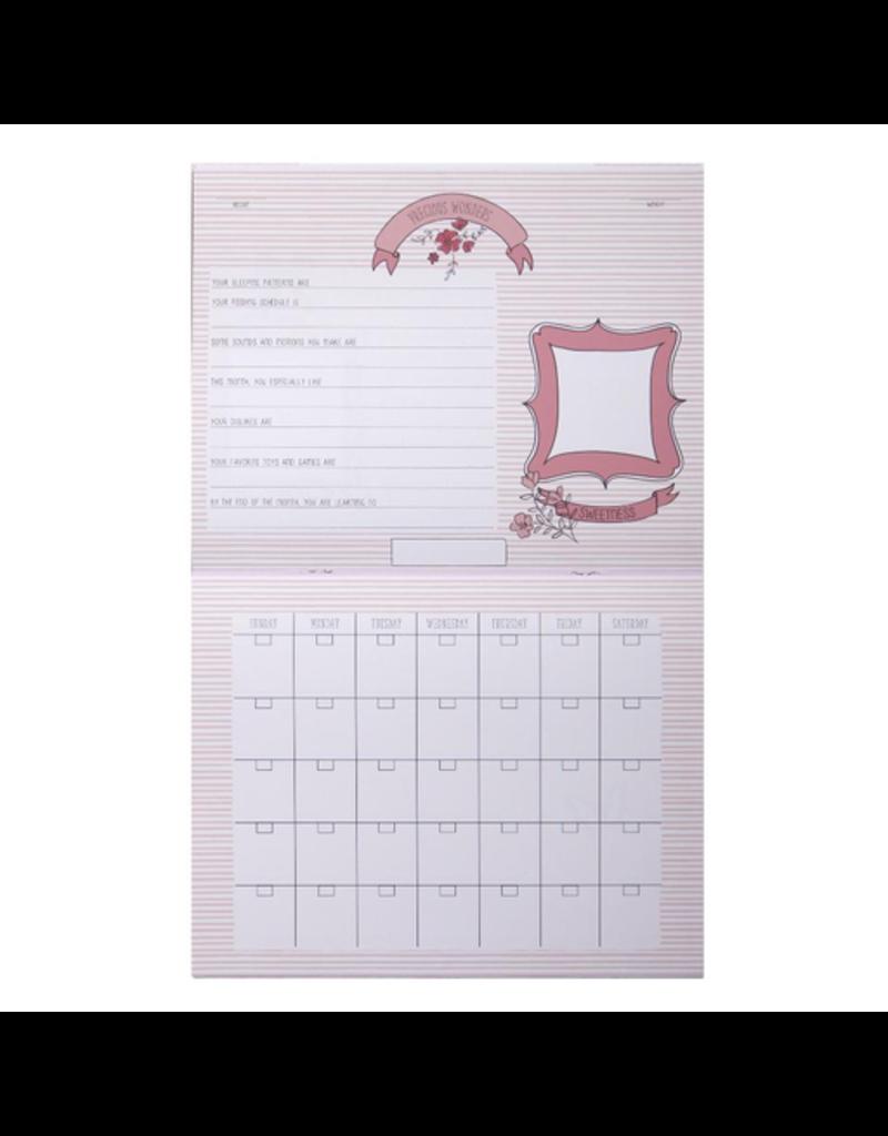 Sweet Sparkle First Year Calendar