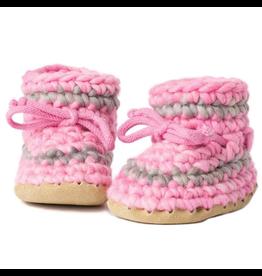 Padraig Wool Slippers Newborn