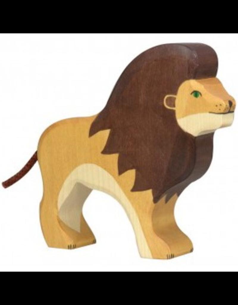 Holztiger Holztiger Lion
