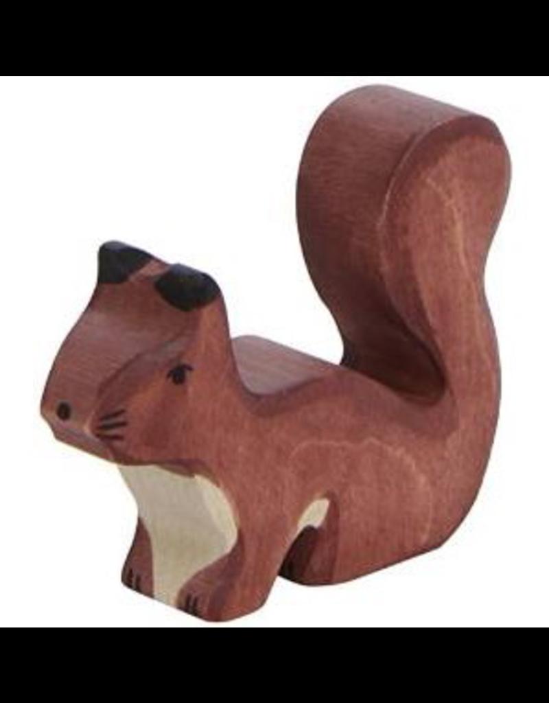 Holztiger Holztiger Squirrel, standing, brown