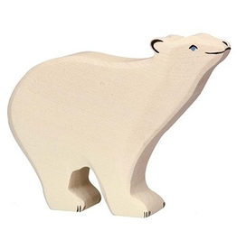 Holztiger Holztiger Polar bear