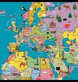 Eeboo World Map