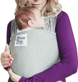 Beluga Baby Beluga Baby Bamboo Wrap - Mckenzie (Medium Grey Heather)