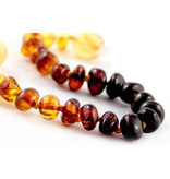 Small Healing Amber Necklace
