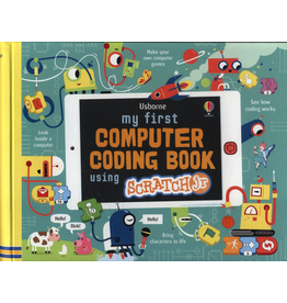 Usborne My First Computer Coding Book