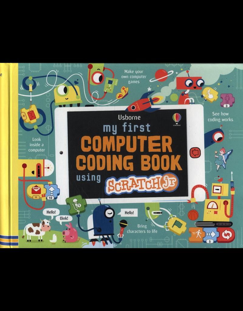 Usborne My First Computer Coding Book